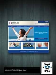 Vittaclinic - Página Web y SEO : www.vittaclinic.com
