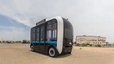 A Self-Driving Bus That Can Speak Sign Language - MIT Technology Review