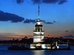 Maidens Tower Istanbul  by TheTurkeyTours.com