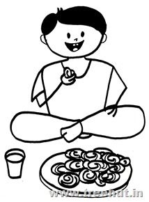Boy Coloring Pages 6