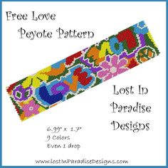 peyote+stitch+patterns | ... image to zoom buy any 2 patterns get 1 free buy any 5 patterns for