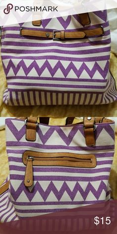 NWT Kate Small Bradley Penn Place Fabric Backpack Boutique  85965b87f08fd