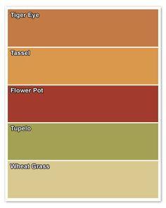 Color Palette - 115275847985165102350 - Picasa Web Albums