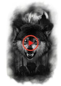#bestetatoeage #tattoomodellen Wolf Tattoos Men, Tattoos For Guys, Cool Tattoos, Tattoo Models, Wolves, Tattoos For Men, Wolf, Coolest Tattoo, Tattooed Models
