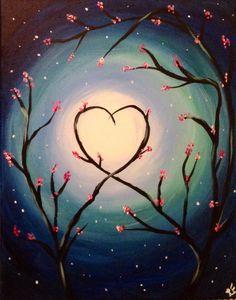 A Midsummer Night's Dream. Acrylic, 2015. Libby Finan