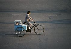 Beijing, 1984. Photographs by Thomas Hoepker