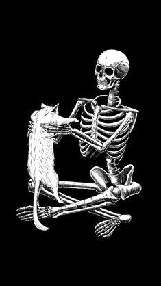 Halloween Wallpaper Iphone, Skull Wallpaper, Dark Wallpaper, Wallpaper Backgrounds, Gothic Wallpaper, Halloween Backgrounds, Backgrounds Free, Black Aesthetic Wallpaper, Aesthetic Iphone Wallpaper