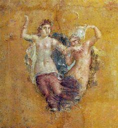 Pompeii -    Museo Archeologico Nazionale Napoli.