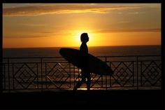 Biarritz Surf Spot