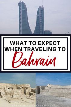 Do you wish to travel to Bahrain? Use the information in this travel guide to help you build your travel itinerary and make the most of your experience. Asia Travel, Time Travel, Abu Dhabi, Travel Guides, Travel Tips, Travel Hacks, Dubai, Backpacking Asia, Nyc