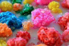 Kids Play Box homemade rocks and gems