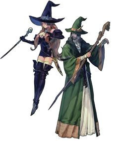 Wizard | Tactics Ogre Wiki | Fandom powered by Wikia