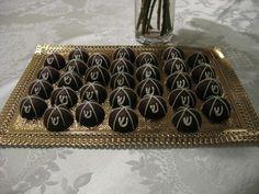 Upsherin chocolate yarmulkas