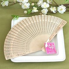 Wedding fan favors in a variety of colors and themes. Fan favors are great for a beach or summer wedding or shower. These wedding fans will help to keep your guests cool! Summer Wedding Favors, Wedding Favors For Guests, Unique Wedding Favors, Unique Weddings, Wedding Ideas, Wedding Stuff, Dream Wedding, Wedding Inspiration, Spring Wedding
