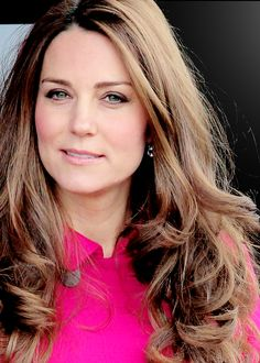 "♕ Catherine. The Duchess of Cambridge. ""When your heart begins to view the world through her rose-colored glasses, your each day becomes a wonderful visit to the beautiful Rose Garden. C'est La Vie En Rose."" - Deodatta V. Shenai-Khatkhate"