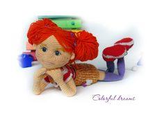 Crochet pattern Tonya the Doll by HMColorfuldreams on Etsy