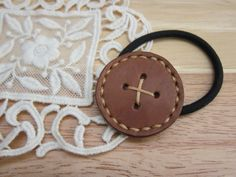leather rubber band