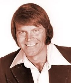 Glen Campbell, an American country singer