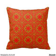 Oriental Pillows