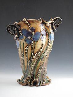 Kintsugi, Pottery Vase, Ceramic Pottery, Roseville Pottery, Slab Pottery, Thrown Pottery, Pottery Wheel, Ceramic Clay, Ceramic Vase