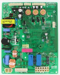 #LG #EBR41956414 Refrigeration Electronic Control Board