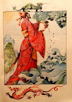 Arthur Rackham, a British book illustrator - Knowledge and Culture - English British Books, Arthur Rackham, Animal Costumes, Faeries, Fairy Tales, Childhood, Birds, Culture, Horses