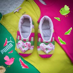 Помните, как в детстве носили розовые и салатовые резинки ( для волос и юбки- резинки), обязательно вместе?  #slippers #тапочки #продам #подарок #gift #suvenir #сувенирыручноиработы #сувениры #hendmade #madeinukraine