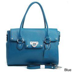 Dasein Women's Briefcase Satchel   Overstock.com