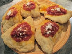 Cooking with Giuseppe - Pizzette Fritte