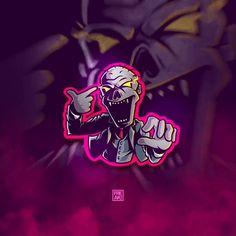 Logo Desing, Team Logo Design, Mascot Design, Logo Esport, Evelynn League Of Legends, Esports Logo, Gaming Wallpapers, Game Logo, Photo Logo