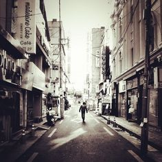 Streets of Busan By Maximilian