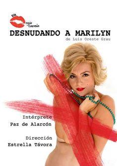 DESNUDANDO A MARILYN. 9 y 10 DE ENERO.