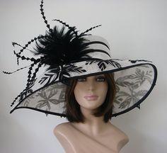 Kentucky Derby Hats 1 by erangi2, via Flickr