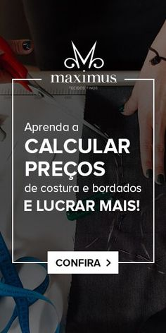 Costureira, você sabe cobrar pelo seu trabalho? | Clube da Costureira Labor, How To Make Money, Embroidery, Sewing, Fabric, Tips, Blog, Crafts, Instagram