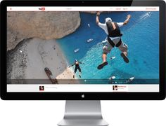 We all love watching videos on #YouTube, but its pretty annoying with the clutter of information all over the video and on the page. Its useful but not essentially required to stay there untill asked for. That led to Youtube Recreated. It has a full page wide video playback with absolutely no disturbances. And its flat and red hot..! #redesign