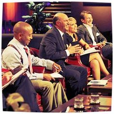 """7 Entrepreneurial Lessons From """"Shark Tank"""" - Great for everyone, even if you don't own a business....yet."""