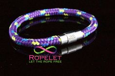 Complete your style with a Ropelet,  like this stunning purple, yellow and blue one starting from £5 in our shop at www.ropelet.co.uk.  Huge choice of rope and leather bracelets all only made to your order as we want uou to choose how your bracelet is made. Perfect gifts or just a treat for you. Shop at www.ropelet.co.uk.  #ladiesbracelet #mensbracelet #ropelet #ropebracelet #bracelet #streetstyle #fashionaddict #handmadegifts #surferbracelet #climbingbracelet #sailorbracelet #menstyle…
