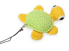 Háčkovaná želvička   Korálky.stoklasa.cz Doll Amigurumi Free Pattern, Amigurumi Doll, Free Crochet, Coin Purse, Dolls, Handmade, Baby Dolls, Hand Made, All Free Crochet