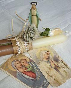 beautiful, humble Mary.