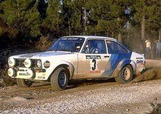 Waldegaard (Ford Escort) Portugal 79.