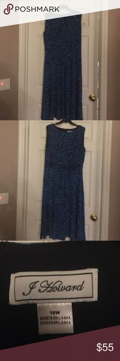 Beautiful summer dress; EUC Light weight, quality material, EUC and perfect for spring/summer Jessica Howard Dresses