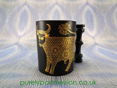 Portmeirion Zodiac Astrological Half Pint Imperial Tankard, Taurus