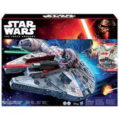 Halcon Milenario electrónico Star Wars Hasbro