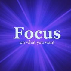 Improve your focus with these law of attraction tips