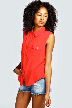 c4ef948e156ee 46 Best Sleeveless shirt images