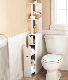 accesorios, arreglos, y diseños para baños pequeños (4)