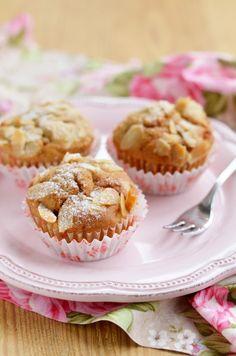 Almás-gyömbéres muffin recept