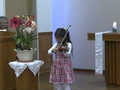 Bach Gavotte in D Major - violin—See more of this young violinist #from_LBH19