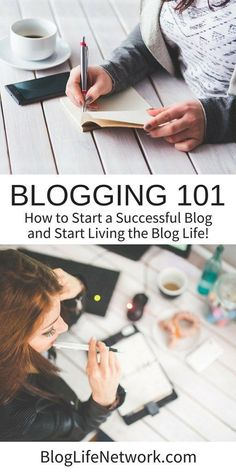 BLOGGING 101-- Learn how to start a blog. These tips will have you on the road to starting a successful blog. Blogging is a great work at home job. And the perfect outlet and job for stay at home mom