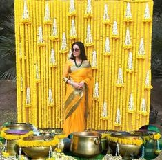 "Beyond Celebrations on Instagram: ""Decor for mangalasnanam #beyondcelebrations #mangalasnanam #pellikoduku #pellikuthuru #mangalasnanam #decorgoals #receptiondecor…"""